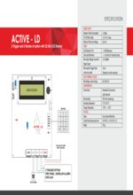active-gd-specifications